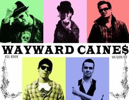 Wayward Caines - Strangers - Wayward Caines - Strangers